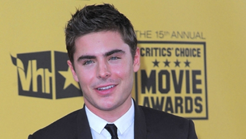 "Zac Efron nel film drammatico ""Die in a Gunfight"""
