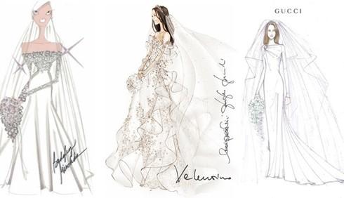 Kate Middleton: gli stilisti si contendono l'abito da sposa
