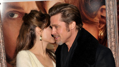 "Angelina Jolie e Brad Pitt: far vedere al figlio ""Mr. & Mrs. Smith"" o no?"