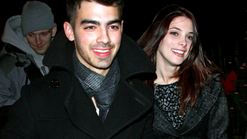 Ashley Greene e Joe Jonas: notte romantica a New York