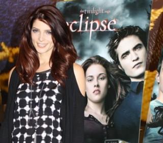 """Ashley Greene: pausa da """"Breaking Dawn"""" per promuovere """"Eclipse"""""""