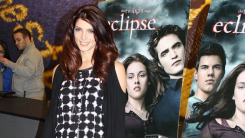"Ashley Greene: pausa da ""Breaking Dawn"" per promuovere ""Eclipse"""