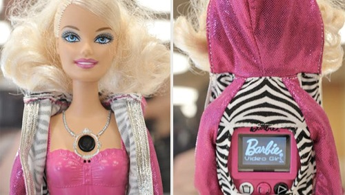Barbie Video Girl a rischio pedofilia