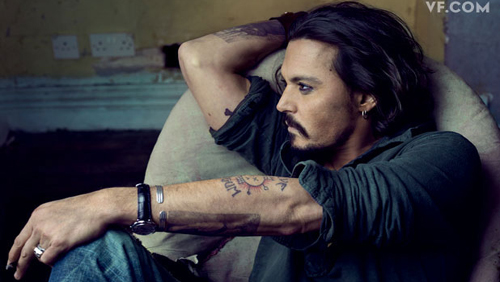 Johnny Depp parla di Angelina Jolie