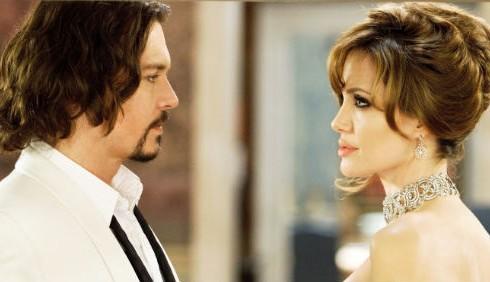 Angelina Jolie e Johnny Depp parlano del loro incontro in