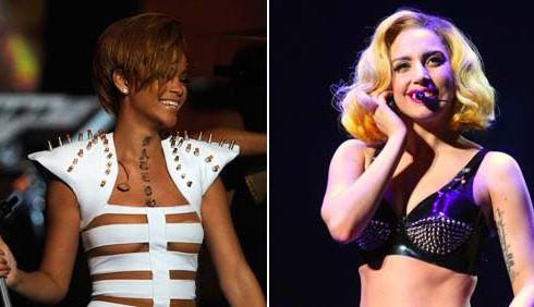 Lady Gaga e Rihanna spiate dagli hacker