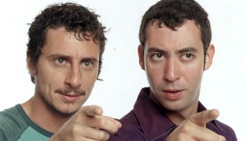 Luca Bizzarri e Paolo Kessisoglu:
