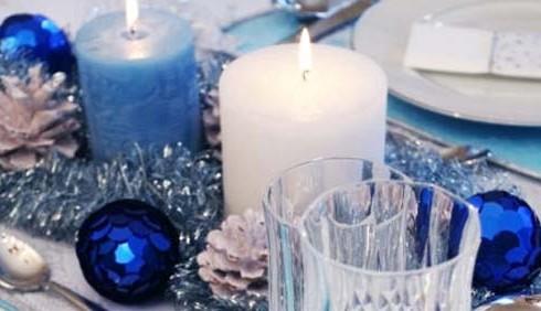 Natale: idee creative per decorare la tavola