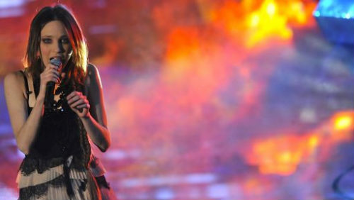 Nathalie Giannitrapani: da X-Factor all'Eurovision Song Contest 2011?