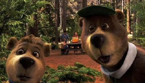 L'Orso Yoghi in 3D arriva nei cinema: ecco il trailer
