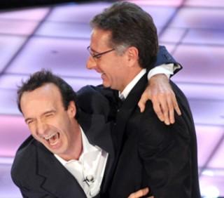 """Paolo Bonolis: """"Mediaset ha cercato di censurare me e Roberto Benigni"""""""