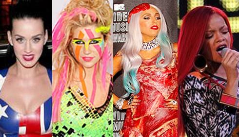 Chi è la peggio vestita del 2010?