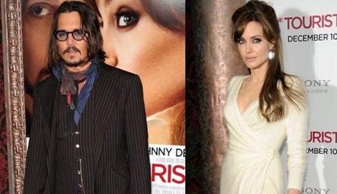 Angelina Jolie e Johnny Depp in un film di Tim Burton?