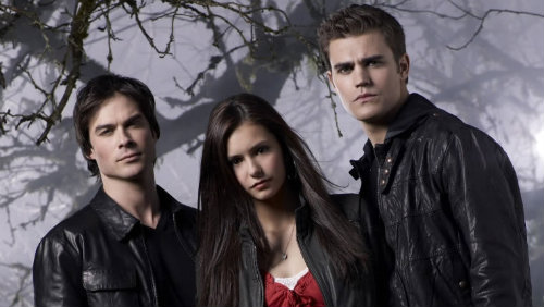 The Vampire Diaries arriva su Italia 1 in prima serata