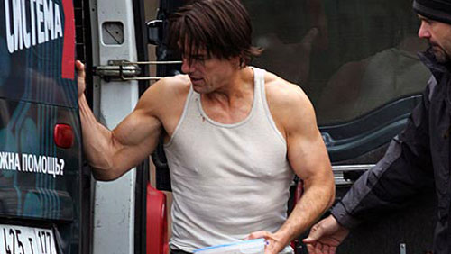 "Tom Cruise ringrazia Dubai per ""Mission Impossible: Ghost Protocol"""