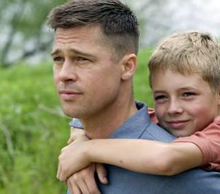 """""""The Tree of Life"""": prima immagine e trailer del film con Brad Pitt e Sean Penn"""