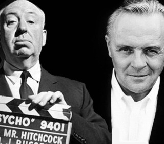 Anthony Hopkins nei panni di Alfred Hitchcock?