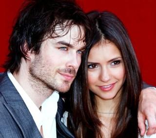 Ian Somerhalder e Nina Dobrev: più sexy di Robert Pattinson e Kristen Stewart?