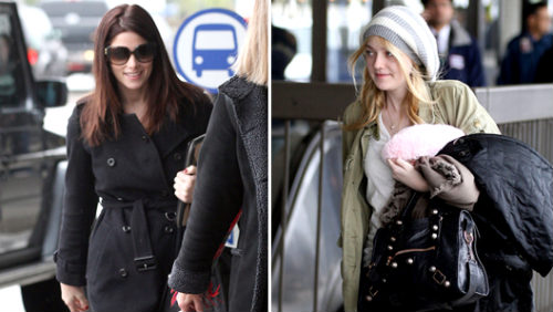 Breaking Dawn: Ashley Greene, Dakota Fanning e Kellan Lutz tornano sul set