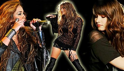 Brenda Asnicar come Miley Cyrus e Demi Lovato?