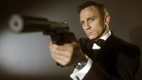 Daniel Craig sarà di nuovo James Bond