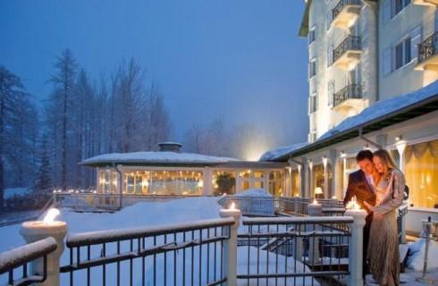Cristallo Hotel Spa di Cortina