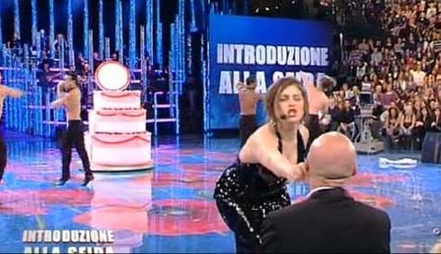 Amici, Diana Del Bufalo: show per Rudy Zerbi