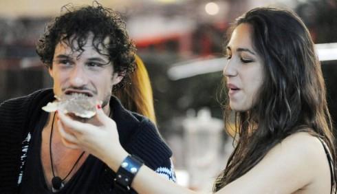 Francesca Giaccari e Matteo Casnici: coppia anche fuori dal GF11