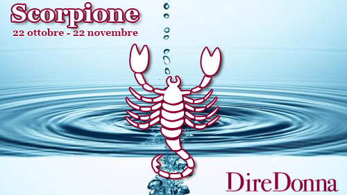 L oroscopo di oggi per lo scorpione diredonna - Scorpione e capricorno a letto ...
