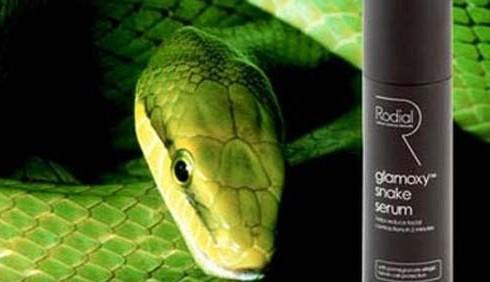 Glamoxy Snake Serum: lifting al veleno