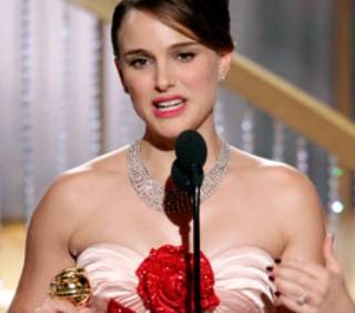 "Golden Globe 2011: trionfano ""The social network"" e Natalie Portman"