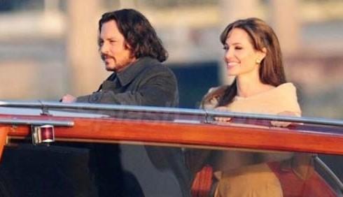 Johnny Depp a Venezia per