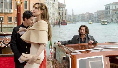 Johnny Depp compra casa a Venezia?