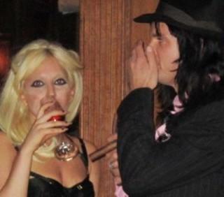 Lady Gaga e Luc Carl litigano sul fidanzamento