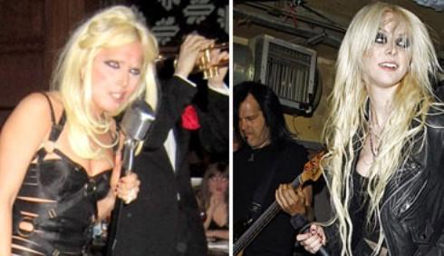 Lady Gaga si ispira a Taylor Momsen?