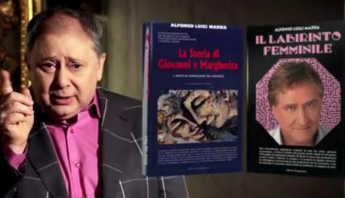 Dopo Manuela Arcuri, anche Lele Mora nello spot trash di Alfonso Luifi Marra
