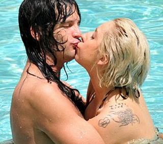 Lady Gaga e Luc Carl: la lovestory in foto