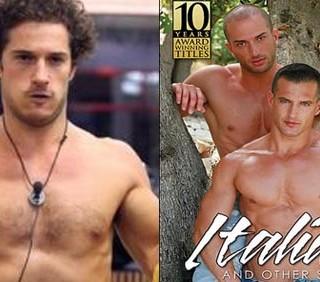Matteo Casnici in un porno gay – GF 11