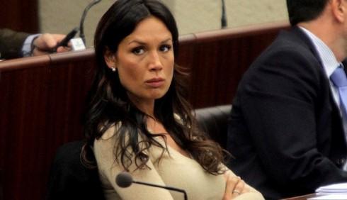 Caso Ruby, Nicole Minetti dai PM