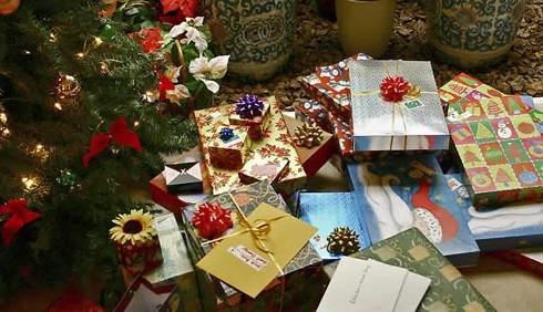 Regali di Natale: al via il riciclo