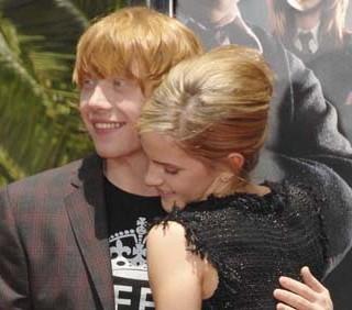 I RobSten battuti da Emma Watson e Rupert Grint: coppia più bella di Hollywood