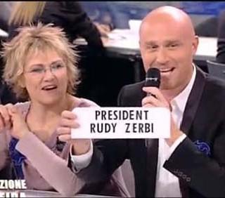 Diana Del Bufalo e Rudy Zerbi: foto