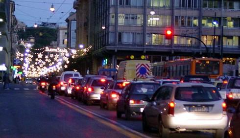 Ictus: rumori e traffico possono causarlo