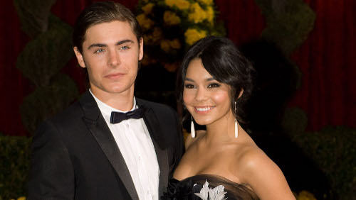 Zac Efron e Vanessa Hudgens: weekend romantico