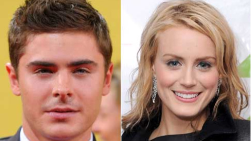 "Zac Efron: flirt con Taylor Schilling sul set di ""The Lucky One""?"