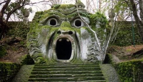 Gite Roma e Viterbo: parco dei mostri di Bomarzo