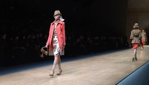 Milano Moda Donna, la sfilata Blugirl