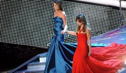 Sanremo 2011: debutto in lungo per Elisabetta Canalis e Belen Rodriguez