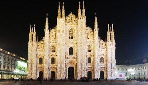 Visitare Milano