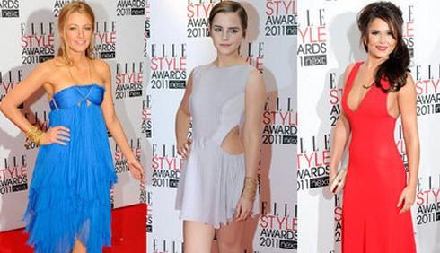 Elle Style Awards 2011: le foto